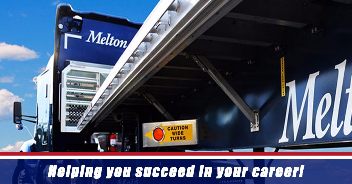 Melton Lines Inc is looking for truck drivers.
